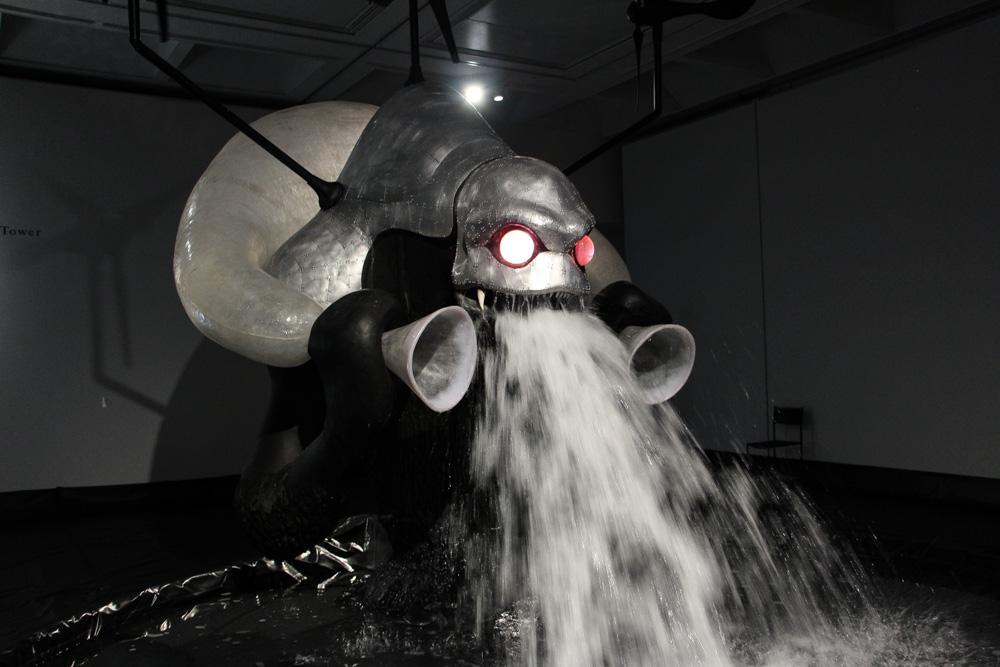 モノが物語る力-ヤノベケンジ展「シネマタイズ」(高松市美術館)