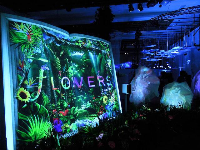 「FLOWERS BY NAKED 魅惑の楽園」  東京ミッドタウン・ホール フォトレポート