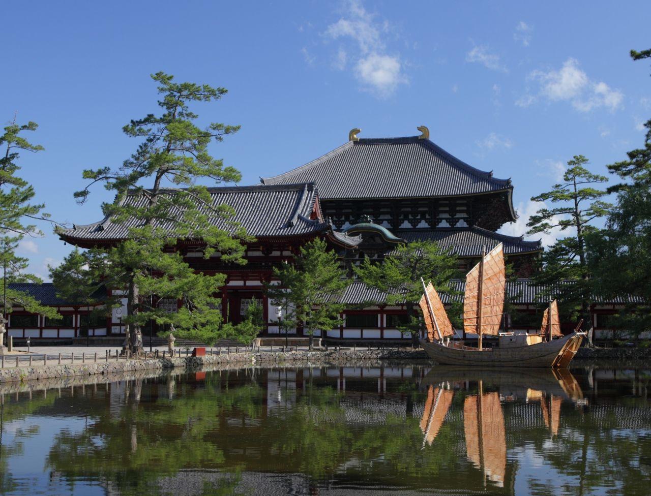 """シルクロードの終着点""""奈良""""とペルシアの歴史から見る世界の現代アート"""