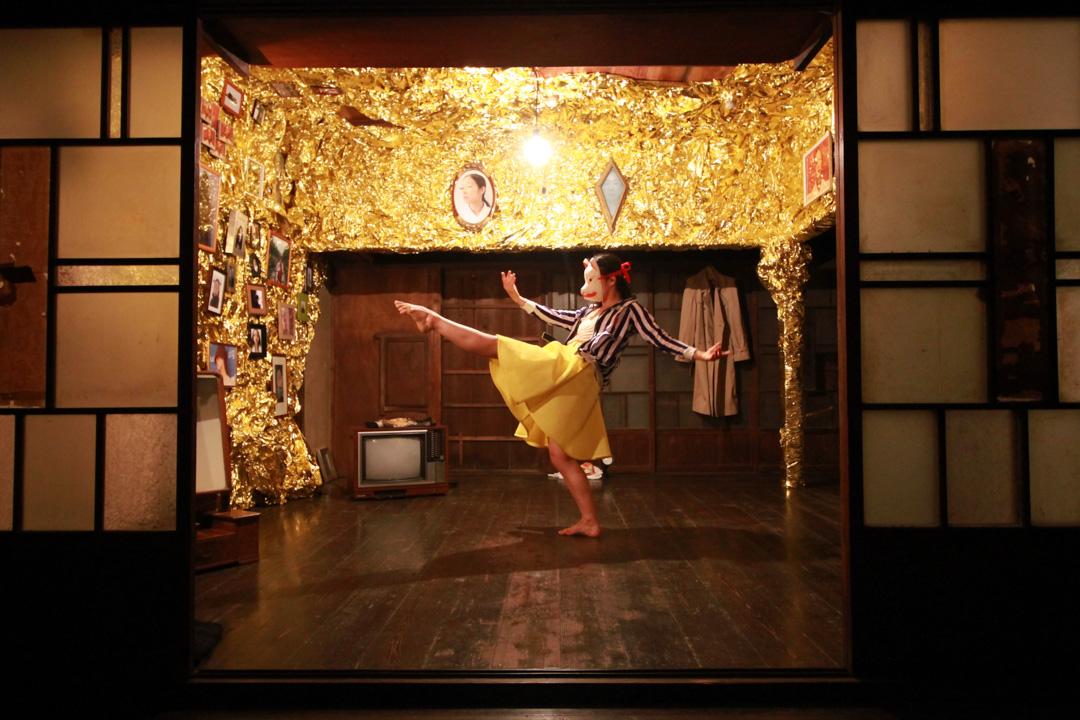 向井山朋子・演出「HOME」 さいたまトリエンナーレ2016 フォトレポート