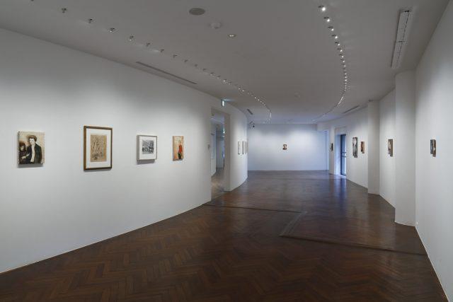 原美術館の空間を贅沢に使った展示。 Installation at Hara Museum of Contemporary Art Courtesy of the artist Photo by Keizo Kioku
