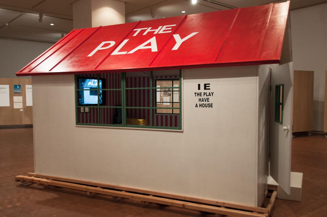 「THE PLAY since 1967まだ見ぬ流れの彼方へ」 国立国際美術館 フォトレポート