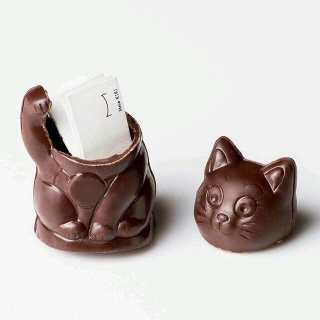 イチハラヒロコ×Mme KIKI フォーチュンチョコレート