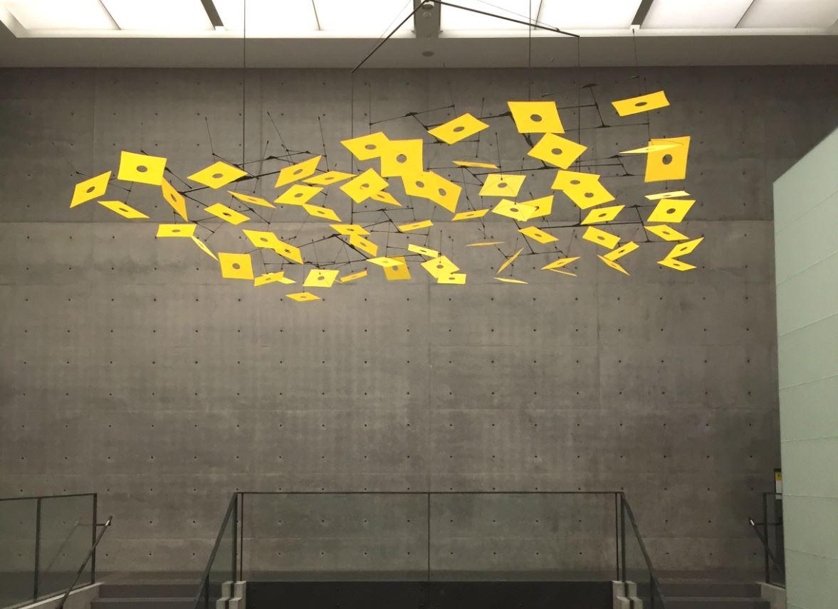 美術館で浮遊散歩「新宮晋の宇宙船」兵庫県立美術館