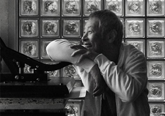 アートで浮遊散歩。田原桂一さんの遺作「Les Sans」。 限りなくやさしく強い、写真家の眼。
