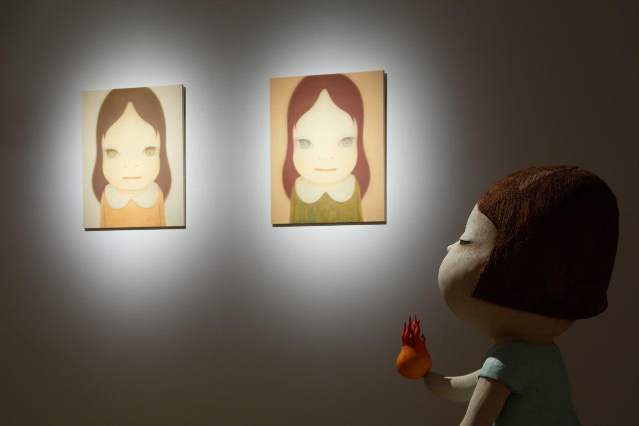 奈良美智が国内5年ぶりの個展『for better or worse』に込めた想いとは!?