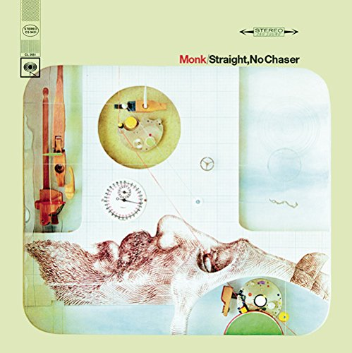 セロニアス・モンク『Straight , No Chaser』