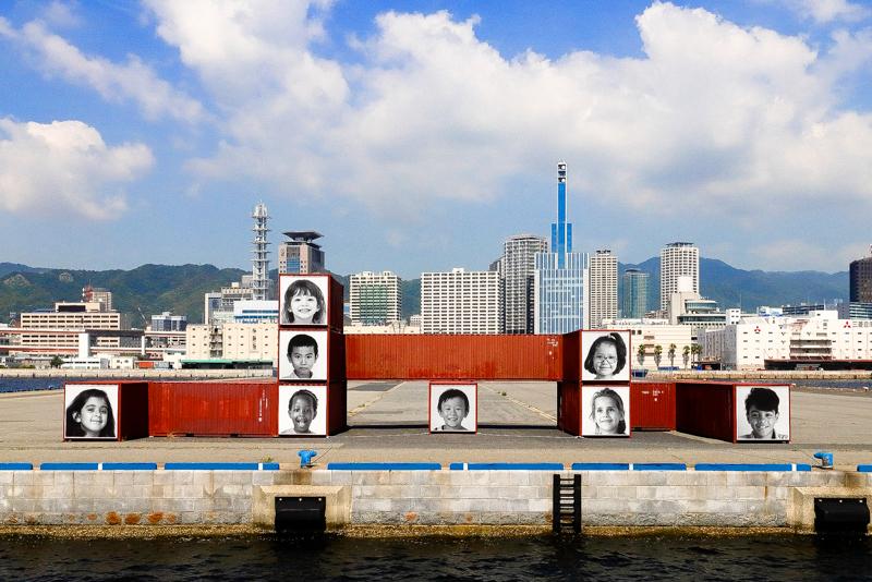 海と山が横たわる都市・神戸が舞台の芸術祭「港都KOBE芸術祭」