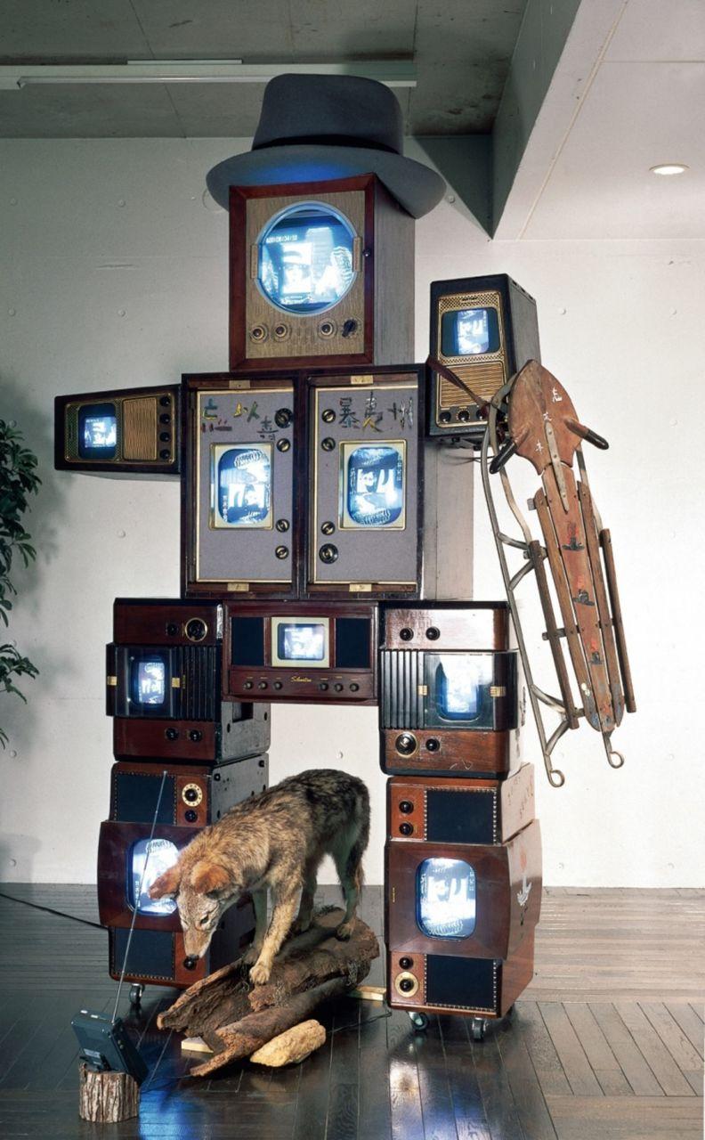 ビデオアートの父 ナムジュン・パイク展