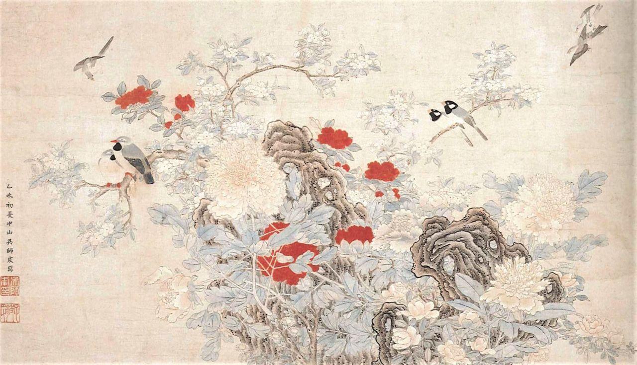 特別企画展 生命の彩(いろどり) ―花と生きものの美術―