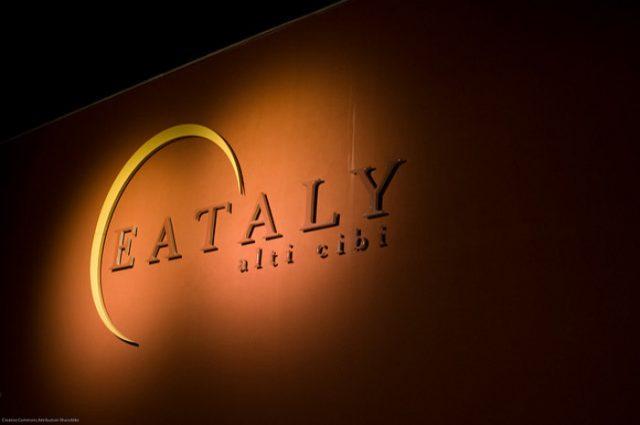 イータリーの創業者ファリネッティ氏は「私企業が、その利益を公的なものに還元することは正しい」と断言。