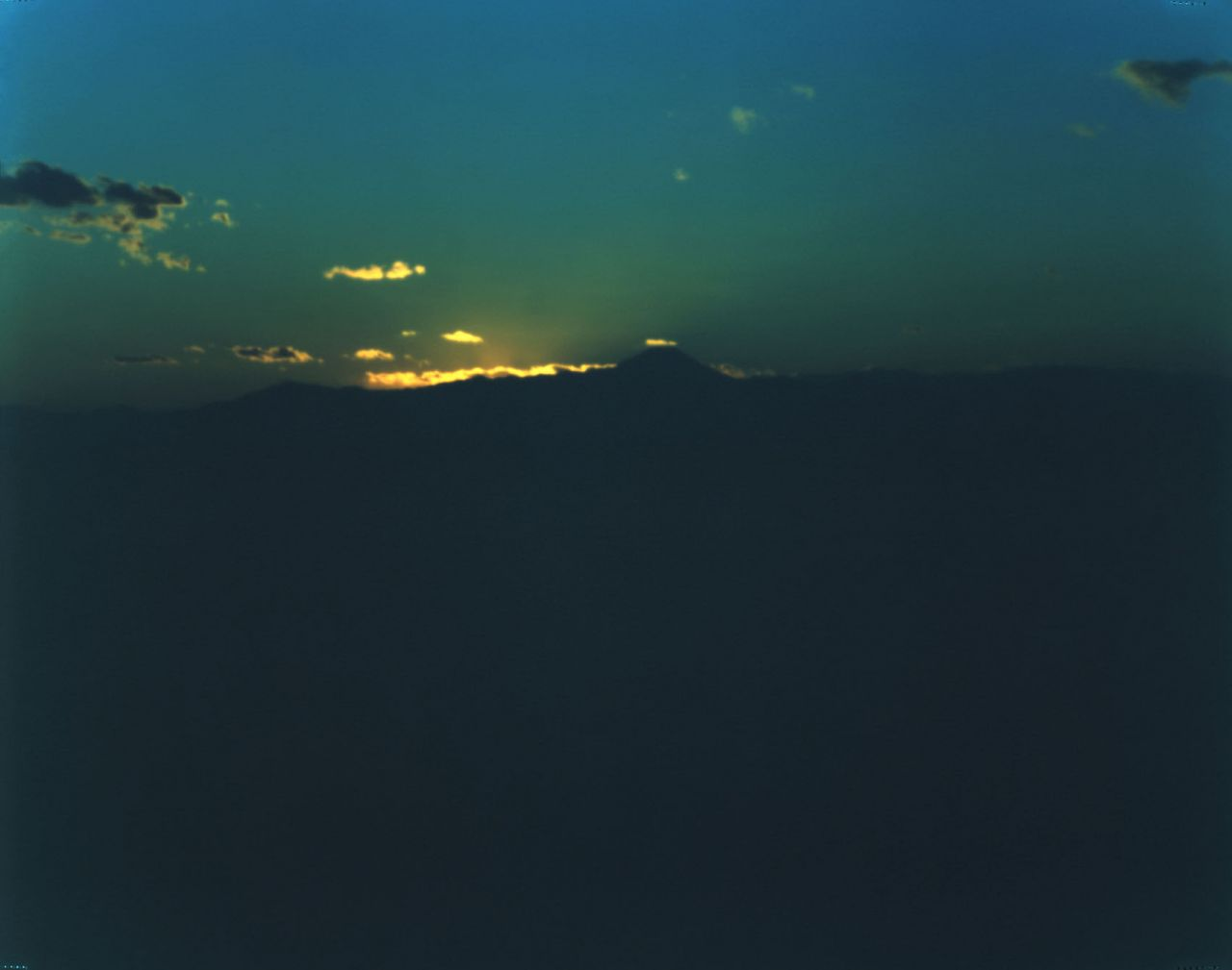ホンマタカシ「Fugaku 11/36 - Thirty six views of mount fuji」
