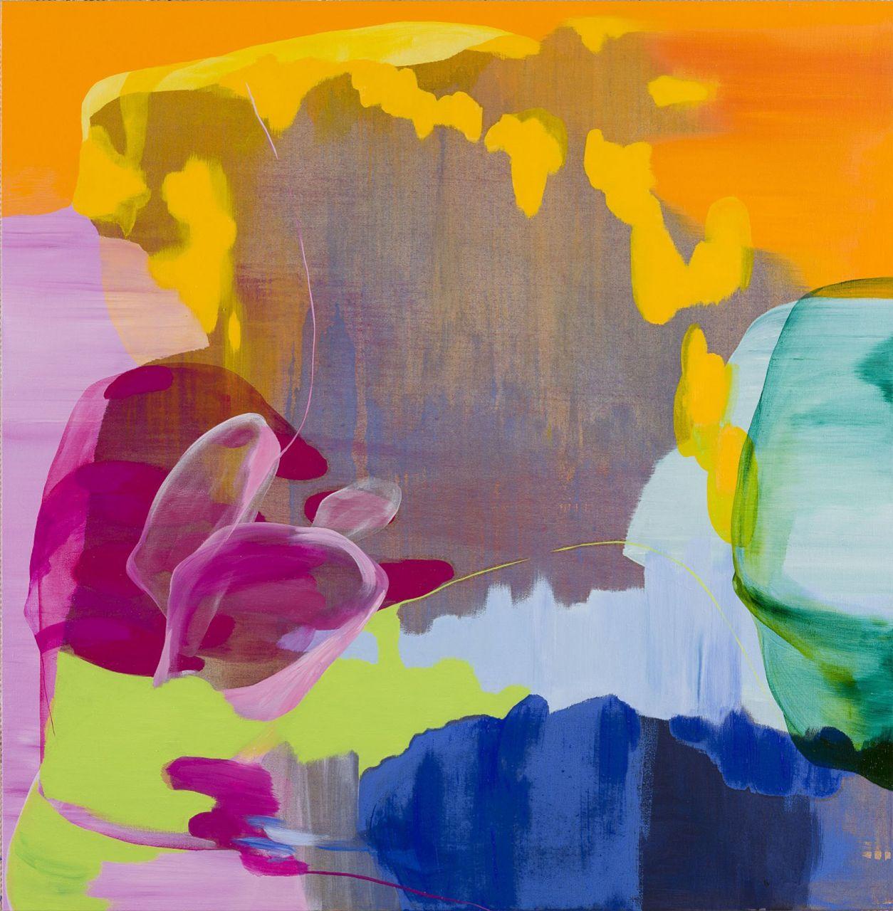 HIRAKU Project Vol.3「流 麻二果 ― 色を追う/Tracing the Colors」