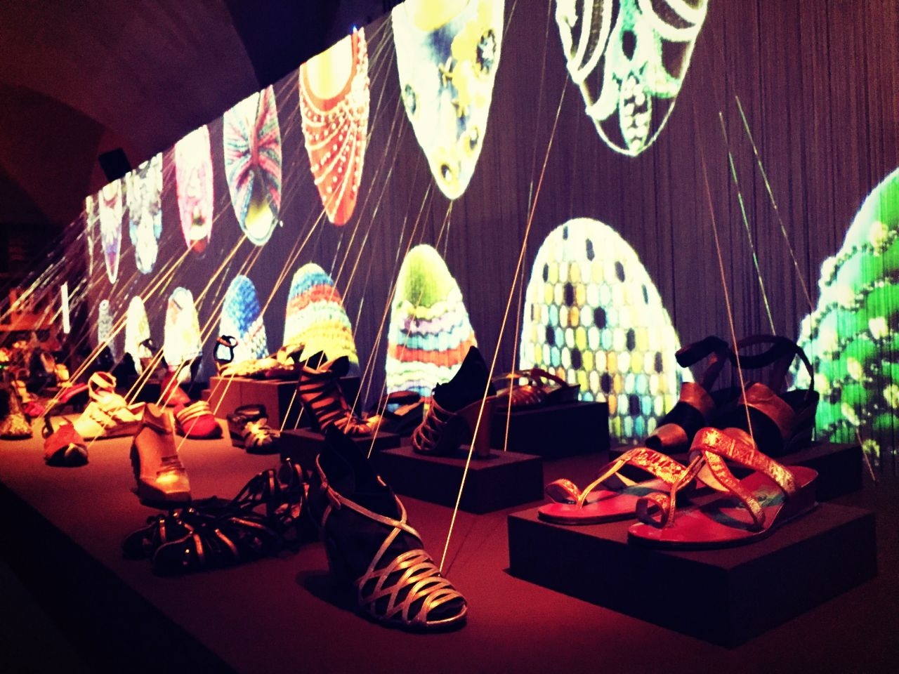 約10,000点の靴が貯蔵される美術館「サルバトーレ・フェラガモ美術館」