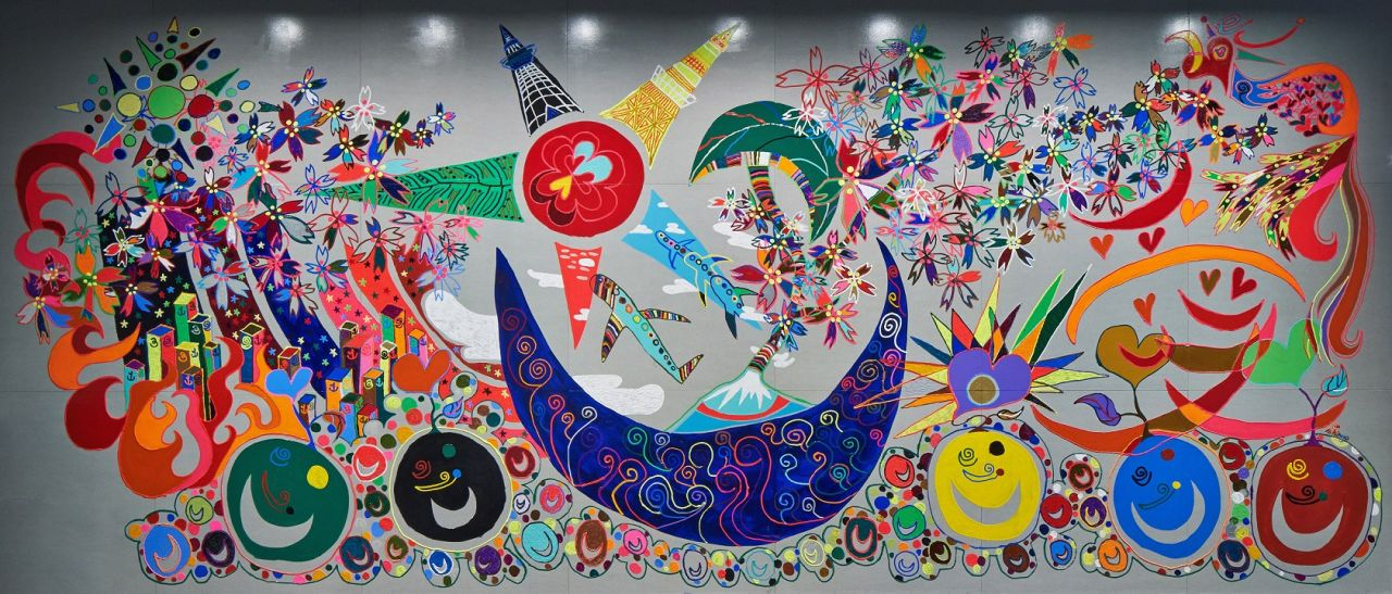 香取慎吾、ルーブル美術館で初個展「NAKAMA des ARTS」展開催。パリ・フランス「ジャポニスム2018 広報大使」就任も決定!。