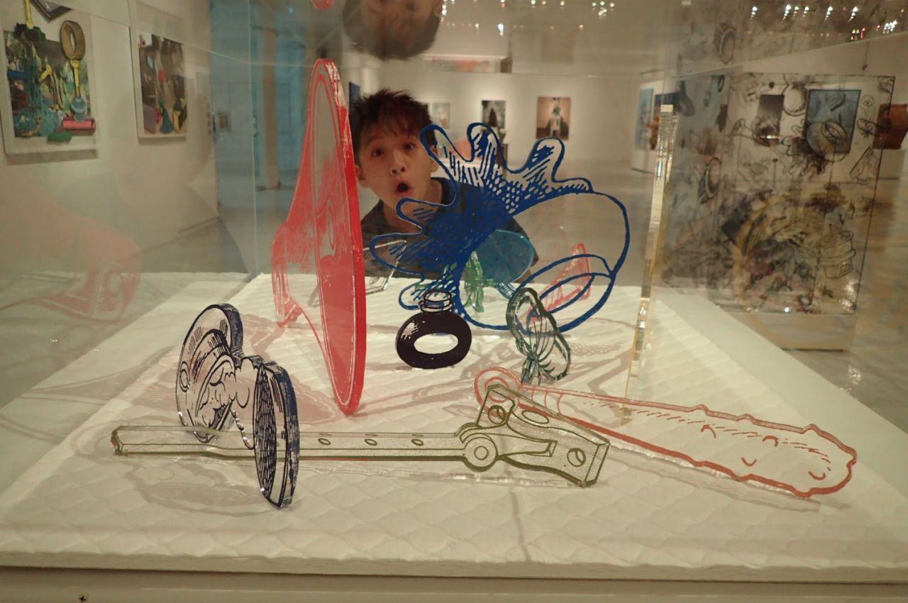 これからアートは育児をどのように救っていくのだろうか