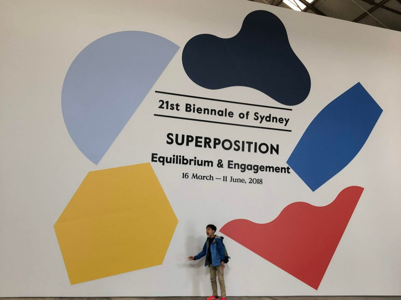 シドニー・ビエンナーレを親子で体感して理想のアートツーリズムについて考える