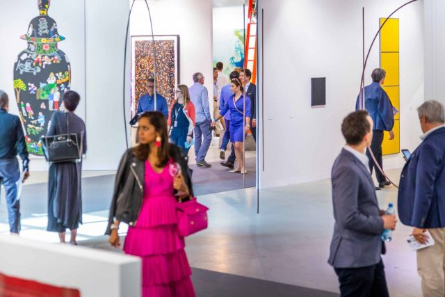 Art Basel in Basel 2018 ©Art Basel