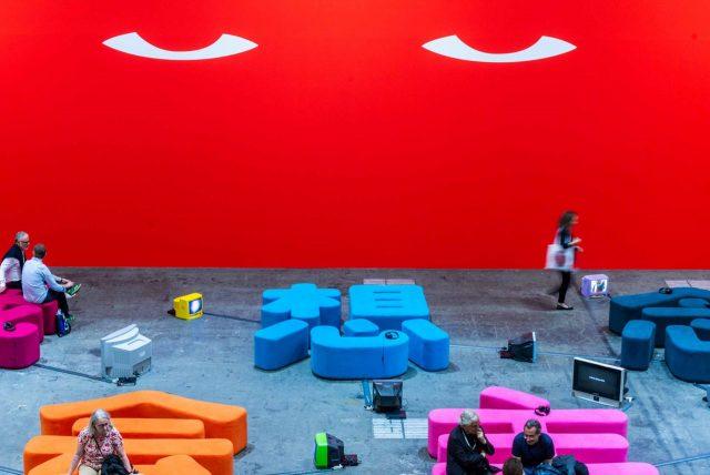 Galleria Continua Nedko Solakov Art Basel in Basel 2018 ©Art Basel