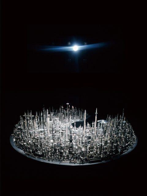 榎忠《RPM-1200》2006年 撮影:金子治夫  ©Chu Enoki