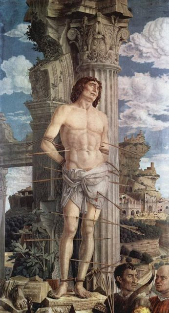 Andrea Mantegna [Public domain], via Wikimedia Commons
