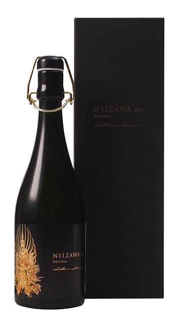 NIIZAWA 純米大吟醸 2017 名和晃平