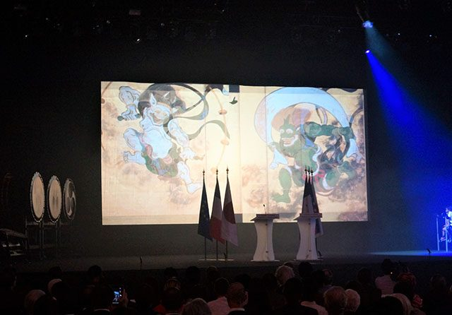 ヨーロッパ初公開となる国宝《風神雷神図屏風》、「京都の宝―琳派300年の創造展」紹介映像