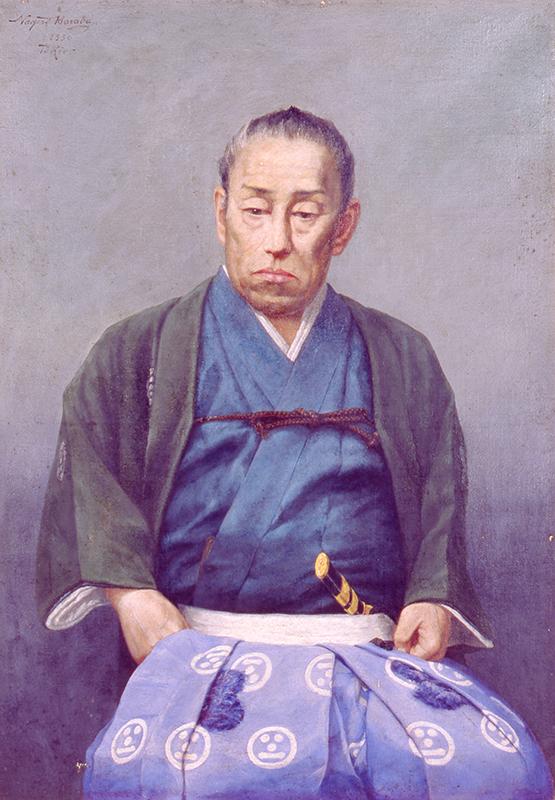 激動の幕末長州藩主 毛利敬親(もうり たかちか) 明治150年記念特別展