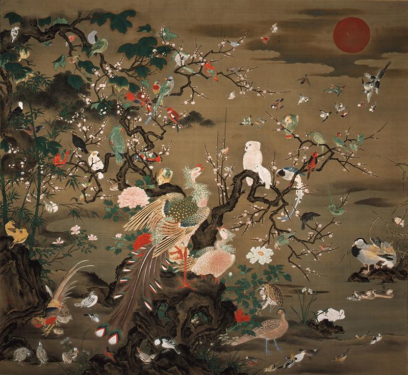 秋季展 江戸絵画の美 ―白隠、仙厓から狩野派まで―