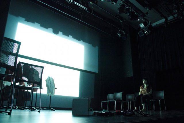 第9回せんがわ劇場演劇コンクール本選『桜紙』(撮影-青二才晃)