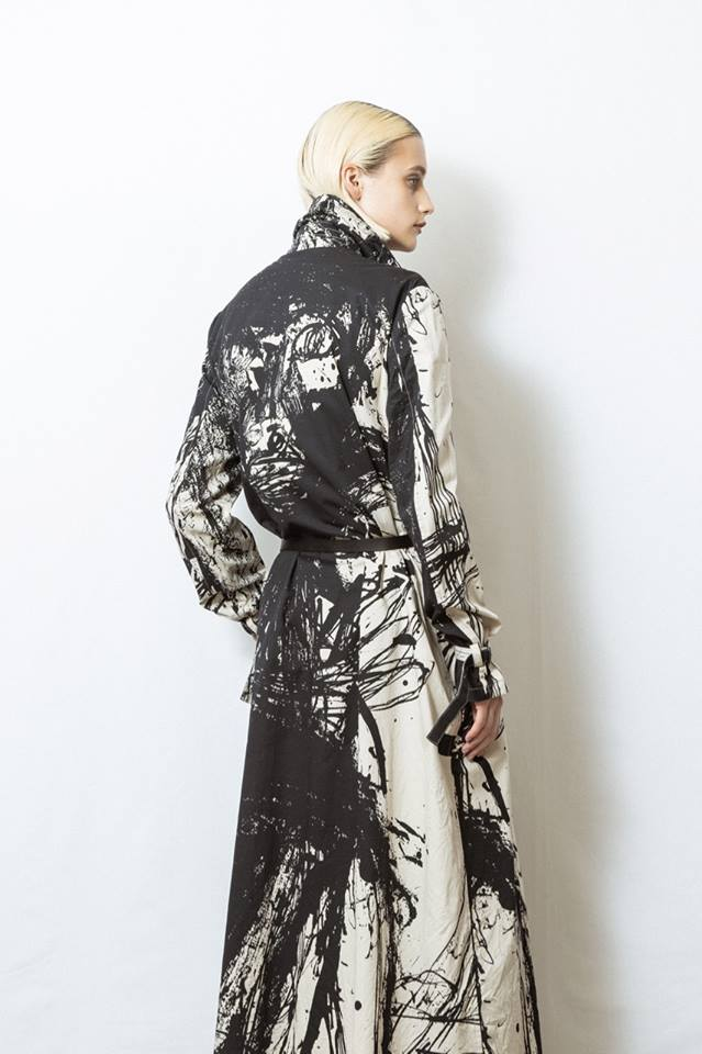 PR-y×やまなみ工房×NUDE:MM=ファッションレーベル「DISTORTION3」。2019春夏コレクション展示・受注会開催!