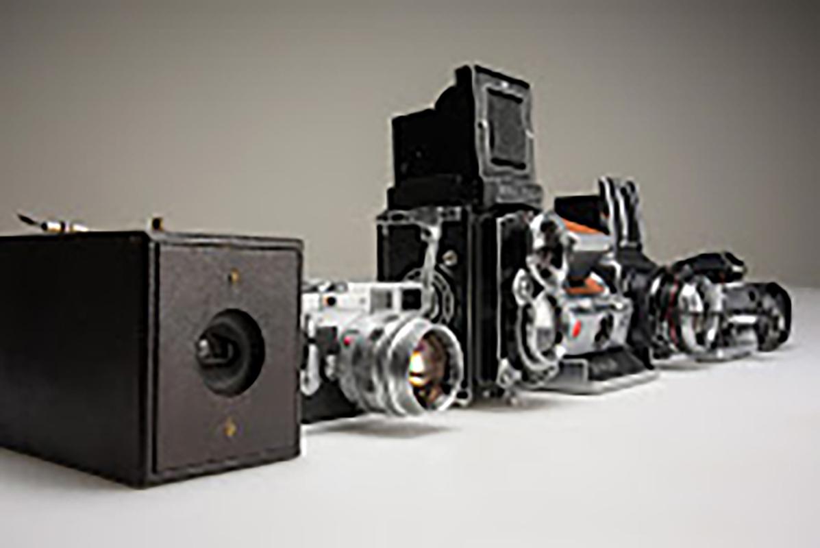 日本カメラ博物館特別展「フィルムカメラ展」
